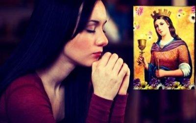 Las 3 Más Conocidas Oraciones A Santa Bárbara Bendita