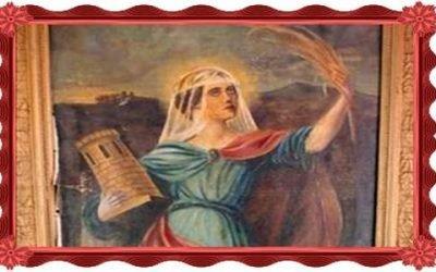 3 Milagrosas Oraciones A Santa Barbará Dominadora