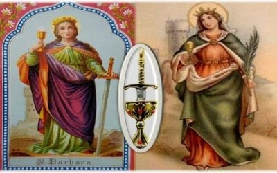 Oración A Santa Bárbara Para Protegerse De Todo El Mal