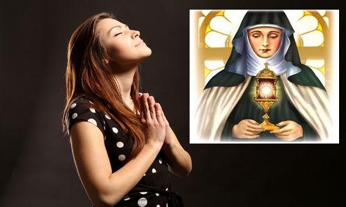 Oraciones a Santa Clara para el Amor y otros Propósitos