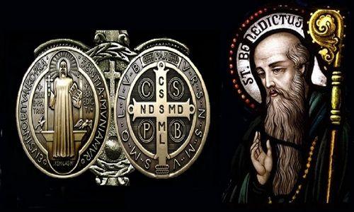 Oración a San Benito para Protección y Envidias