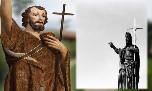 Oración A San Juan Bautista Imposible Y Bendición