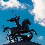 Oración a San Jorge para el Amor y Proteccion contra Enemigos