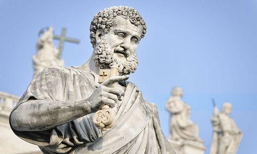 Oración a San Pedro Apóstol De Las 7 Llaves del Cielo