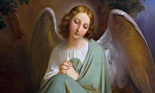 Oración Al Ángel De La Guarda Para la Protección