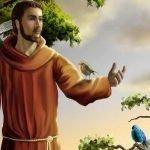 Oración a San Francisco De Asís Por La Paz y Los Animales