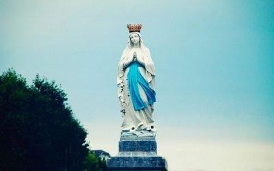Oración a Nuestra Señora de Lourdes por los Enfermos