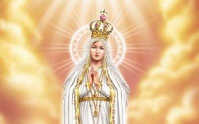 Oración y Novena A Nuestra Señora La Virgen De Fátima