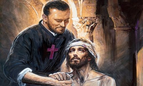 Oración y Novena A San Camilo Patrón de los Enfermos